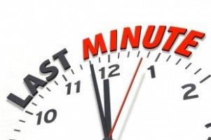 Last Minute B&B